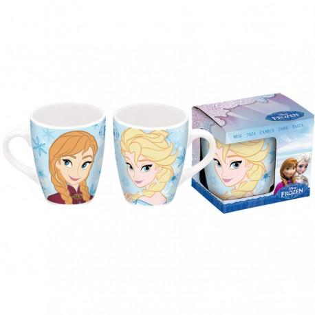 Taza barrilete Frozen Disney ceramica