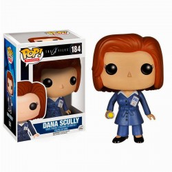 Figura POP! Vinyl Expediente X Dana Scully