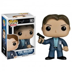 Figura POP Vinyl Fox Mulder Expediente X