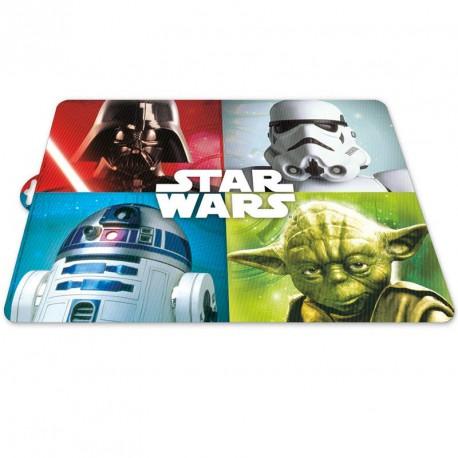 Mantel Star Wars personajes individual