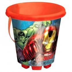 Cubo playa Vengadores Avengers Marvel castillo
