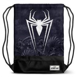 Saco Spiderman Marvel Poison 48cm