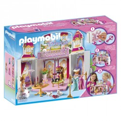 Cofre Palacio Real Playmobil Princess