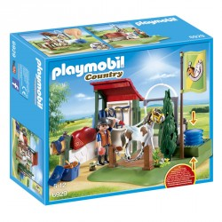 Set de Limpieza para Caballos Playmobil Country