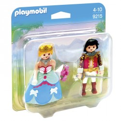 Duo Pack Pareja Real Playmobil Princess