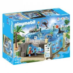 Acuario Playmobil FamilyFun