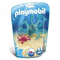 Pulpo con Bebe Playmobil FamilyFun