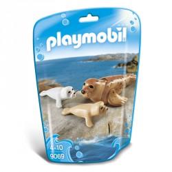 Foca con Bebes Playmobil FamilyFun