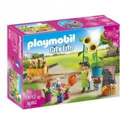Tienda de Flores Playmobil City Life