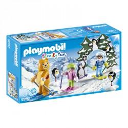 Escuela de Esqui Playmobil FamilyFun
