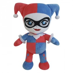 Peluche Harley Quinn DC soft 30cm