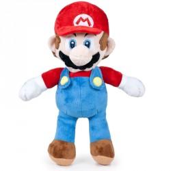 Peluche Mario Super Mario Bros Nintendo soft 60cm