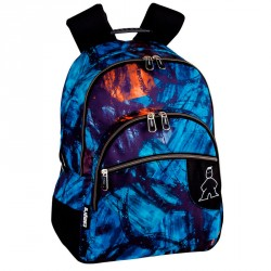 Mochila doble Campro Bradford 43cm adaptable