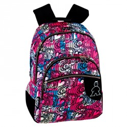 Mochila doble Campro Cathryn 43cm adaptable
