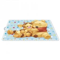 Mantel individual Winnie The Pooh Disney baby azul