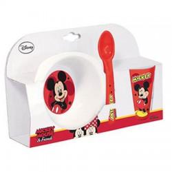 Set desayuno Mickey Disney 3pz