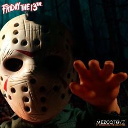 Figura Jason Friday the 13th 38cm sonido
