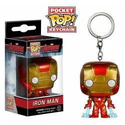 Llavero Pocket POP Vengadores Avengers Age of Ultron Iron Man