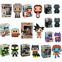 Pack oferta 10 Funko POP Exclusives
