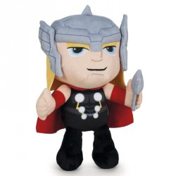 Peluche Thor Vengadores Avengers Marvel velboa 45cm