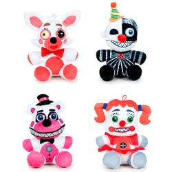 Peluche Five Nights at Freddy's Sister 30cm surtido