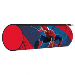 Portatodo Spiderman Marvel cilindrico