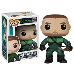 Figura POP Vinyl Arrow Oliver Queen DC comics