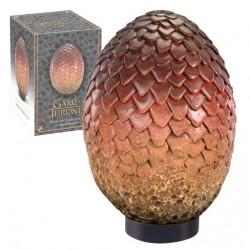 Figura huevo Dragon Drogon Juego de Tronos