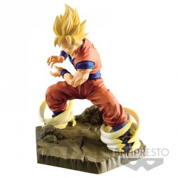 Figura Son Gokou Absolute Perfection Dragon Ball Z 15cm