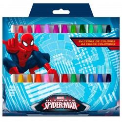 Blister ceras Spiderman Marvel 24pz