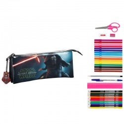 Portatodo Star Wars The Force Awakens triple 34pz