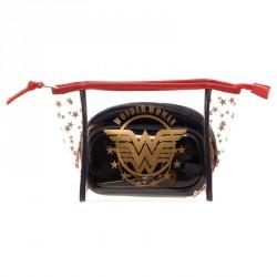 Set 3 portatodos Wonder Woman DC Comics