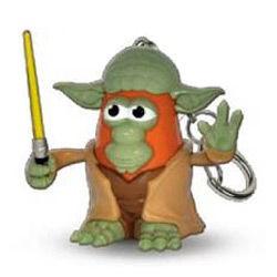 Llavero potato Poptaters Star Wars Yoda