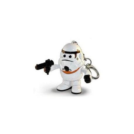 Llavero Mr. Potato Poptaters Star Wars Stormtrooper