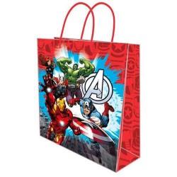 Bolsa regalo Vengadores Avengers Marvel mediana