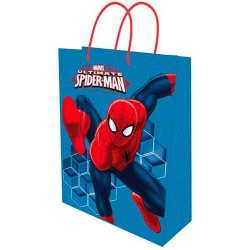 Bolsa regalo Spiderman Marvel gigante