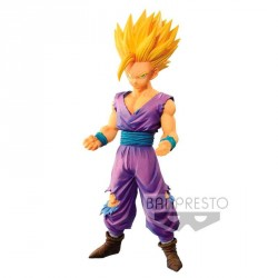 Figura Grandista Resolution of Soldiers Son Gohan Dragon Ball Z 20cm