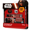 Set papeleria Star Wars Episodio VII 5pz
