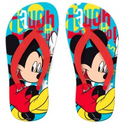 Chanclas Mickey Disney Laugh