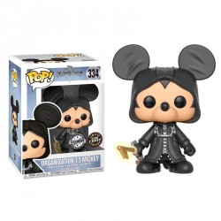 Figura POP Kingdom Hearts Organization 13 Mickey Exclusive Chase