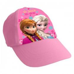 Gorra Frozen Disney pink