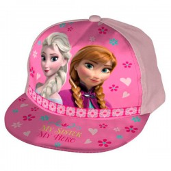 Gorra Frozen My Sister My Hero visera plana