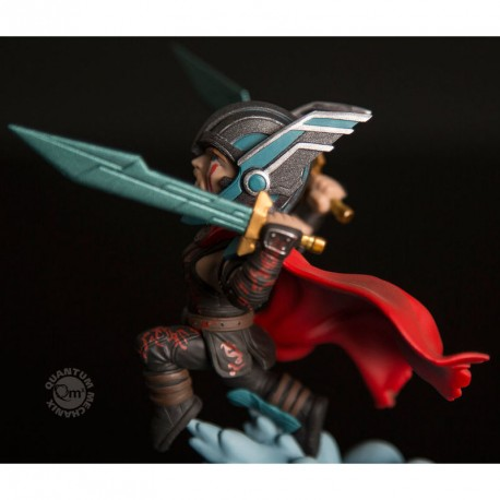 Figura diorama Thor Ragnarok Marvel 12cm
