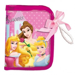 Billetero Princesas Disney Charm