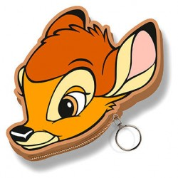 Monedero Bambi Disney