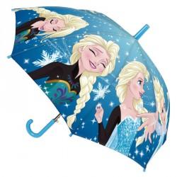 Paraguas automatico Frozen Disney premium 45cm surtido