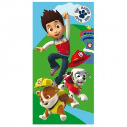 Toalla Paw Patrol Patrulla Canina Save the Day microfibra