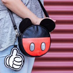 Llavero monedero Lazo Minnie Disney