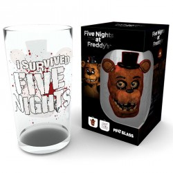 Vaso Fazbear Five Nights at Freddys