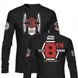 Camiseta Star Wars The Force Awakens Elite Squad adulto